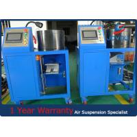 Buy cheap 4kw Air Suspension Shock Hydraulic Hose Making Machine , Crimping Range 20mm-175mm product