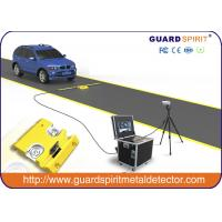 Buy cheap Anti Terrorism UVSS CTB2008A Under Vehicle Scanner / Gatekeeper Under Vehicle Inspection System product