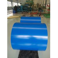 China Prepainted GI steel coil / PPGI / PPGL color coated galvanized corrugated sheet in coil wholesale