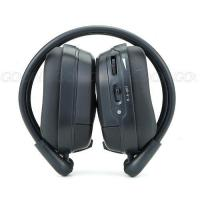 Buy cheap OEM foldable stereo wireless headset for car use product