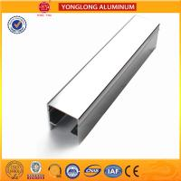 Buy cheap Anti-scratch Polished Aluminium Profile Extrusion For Door And Window from wholesalers