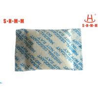 Buy cheap Eco - Friendly Container Desiccant Bags Non Woven Fabric Packaging , RoHS Certification product