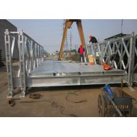 China ZB200 , Bailey Bridge /Steel Bridge,Portable Steel Bridge ,Mabey Steel Bridge wholesale
