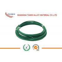 Multi Core High Temperature Thermocouple Extension Wire With PTFE Insulation  2 * 20 AWG Type KX