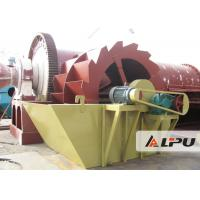 Buy cheap Professional Spiral Sand Washer / River Sand Plant Equipment With 10mm Max Input product