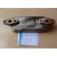 Buy cheap Engine Spare Parts EB100 EC100 EL100 Oil Cooler Core For HINO product
