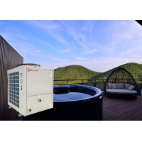 China Meeting Anti Corrosion 18kw High Temperature Air Source Heat Pump on sale