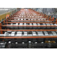 Buy cheap CE Customized Two Profile Panel Double Layer Roll Forming Machine for US Customer product