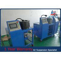 Buy cheap Land Rover Discovery Air Suspension Crimping Machine For Auto Industries product