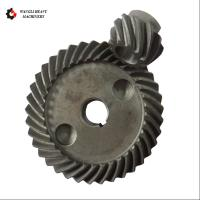 Buy cheap Carbon Steel Forging Large Module Crown Gear Ring and Pinion Gear Set product