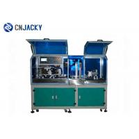 Buy cheap Full Automatic PVC Card Puncher Machine Fit For Pet / Abs Materials , High Productivity product
