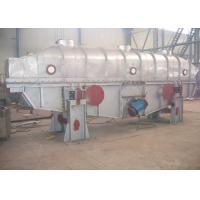Buy cheap Vibrating Rotary Type Fluidized Bed Dryer For Salt 220V / 380V / 420V from wholesalers