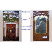 Buy cheap Keep Cigars Fresh PE Cigar Humidor Bags With Classic Humidifed System product