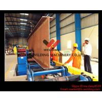 Buy cheap Lifting Motorized Conveyor Flange H Beam Straightening Machine Mechanical / Hydraulic Type product