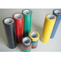 Buy cheap Colorful PVC Electrical Insulation Tape , Heat Shield Tape For Wires And Cables product
