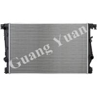 Buy cheap 68197299AC Water Cooling Car Radiator , Jeep Cherokee Radiator 68229284AA DPI 13401 product