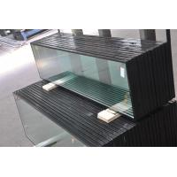 Buy cheap Safety Insulated Door Glass , Commercial Insulated Glass Anti Condensation product