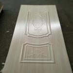 Buy cheap White Color High Density MDF Door Skin , Long Life Durable Door Skin For Door product
