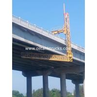 Buy cheap VOLVO 22m Platform Under Bridge Inspection Vehicle  With Volvo Chassis Maximum Flexibility product