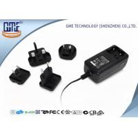 Buy cheap Wall Mount AC DC Power Adapter 12V 2A Output With Indicator Light from wholesalers