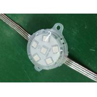 China DC 24V IP67 Programming RGB LED Pixel Module For LED Lighting Signboard wholesale