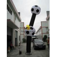 Buy cheap Durable Advertising Inflatable Air Dancer With Football Shaped of Celebration AIR-2 product