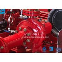 Buy cheap UL FM Approved  End Suction Fire Pump 500usgpm @288 Feet For School product