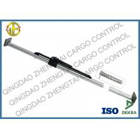 Buy cheap 2 Pieces Steel Tube Buffering Load Lock Cargo Bar product