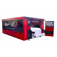 Buy cheap Co2 300W Laser Cutting Printing Machine Auto Feeding / Typesetting With Air Filter product
