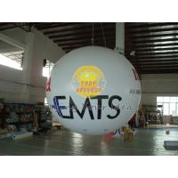 Huge durable filled helium balloons for Outdoor advertising with Full digital printing