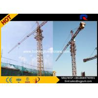 Buy cheap Building Electric Crane Tower , Large Cranes Construction 29M Freestanding Height product