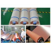 Buy cheap 3 / 4 OZ ED Copper Foil Flexible Copper Clad Laminate Good Folding Endurance product