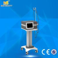 China Vertical Shockwave Therapy Equipment / Extracorporeal Shock Wave Therapy Eswt Machine Reduce Pains on sale