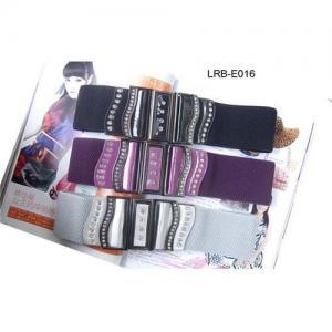 Fabric elastic belt, fashion belt, wide elastic belt, lady's accessories