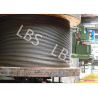 Buy cheap High Efficient Ship Hoist Winch With Spooling Device And Multilayer Spooling product
