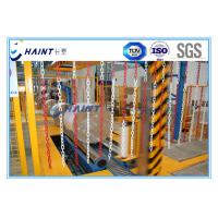 Buy cheap Paper Roll Stretch Film Wrapping Machine 30 - 80 Rolls / Hour Ce Approved product