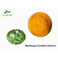 Buy cheap Natural Macleaya Cordata Extract 60% Sanguinarine Powder Pesticide Powder product