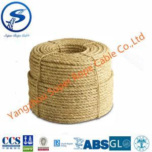 マニラ紙、自然な歪んだサイザルアサ ロープのマニラ紙、自然なマニラ紙、マニラのサイザルアサはロープをねじりました
