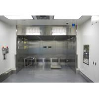 Buy cheap Performance Dispensing Booth With Air Speed Adjustable , GMP Standard Weighting Room product