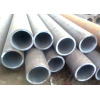 Buy cheap Nickel Chrome Seamless Round Steel Tubing Black Copper Coated Customized product