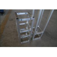 Buy cheap Hard Welding Rectangular Aluminum Roof Truss Spigot With Screw Connection product