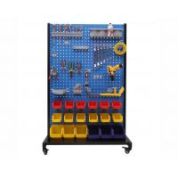 Buy cheap Floor Standing Tool Display Racks / Movable Accessories Display Rack For Hardware Store product