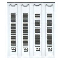Buy cheap Direct Thermal Soft Barcode Security Labels With Raised Logo product