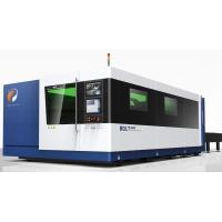 China Stable Unique Design Europe Technology Top Speed Fiber Laser Cutting Machine Metal Cutter on sale