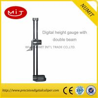 Buy cheap Relative measuring Twin Column Electronic Digital Height Gauge With Double Beam Surfaces/Precision Measurement product