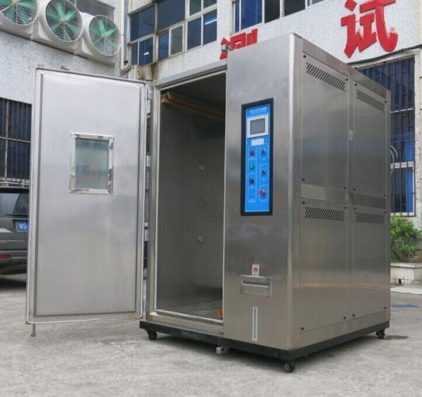 Quality Câmara solar da umidade da temperatura dos módulos do picovolt, câmara úmida do teste de calor for sale