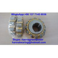 Buy cheap 500752307 Nylon Cage Double Row Eccentric Roller Bearing 35x86.5x50mm product