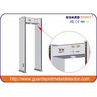 Multi Zone Metal Detector Door Frame For Full Body Scanner , ISO CE