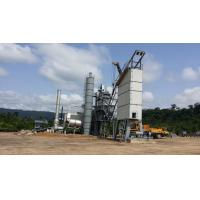 Pneumatic Transmission Asphalt Mixing Plants Used In Construction 15 Minutes UPS Power Buffering