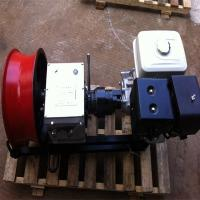 Buy cheap Electric Diesel Gasoline Cable  Wire Rope Pulling Winch For Construction Or High Pressure Rope product